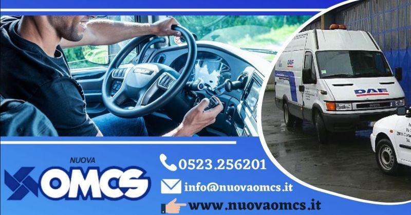 Occasione vendita ricambi autoveicoli industriali - Occasione rettifica dischi freni provincia Piacenza