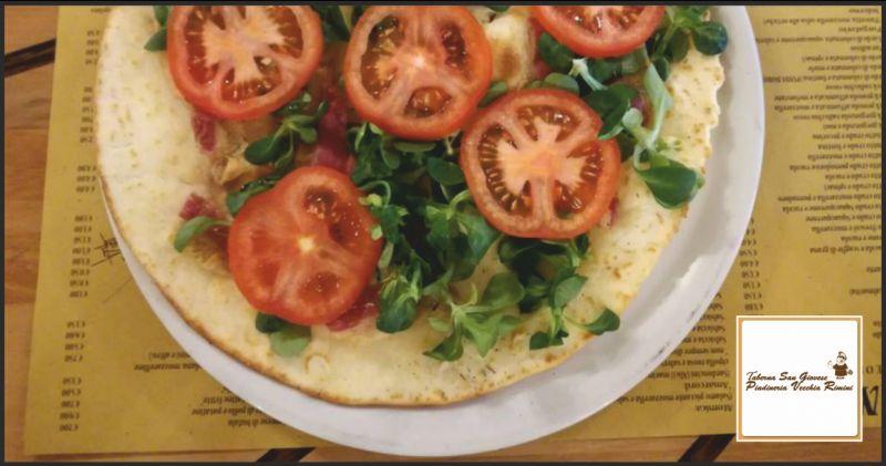 piadineria vecchia rimini offerta pizza - occasione pizze con farine particolari perugia