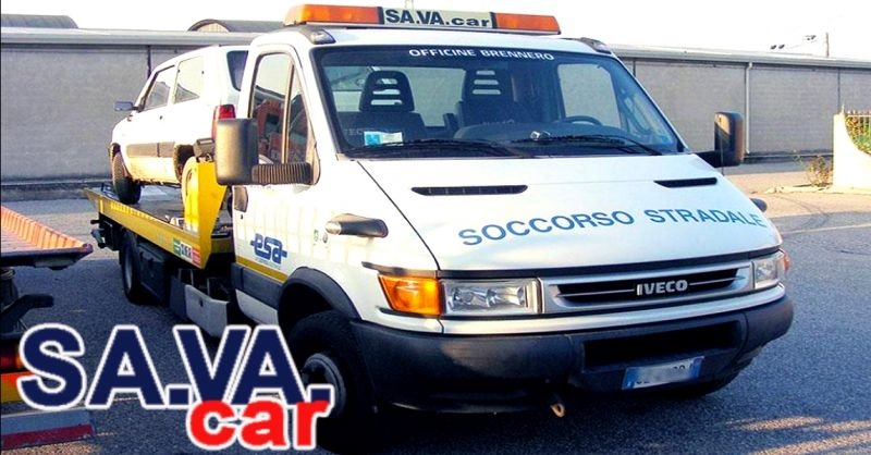 offerta servizio soccorso stradale Verona - occasione sos stradale recupero auto Verona