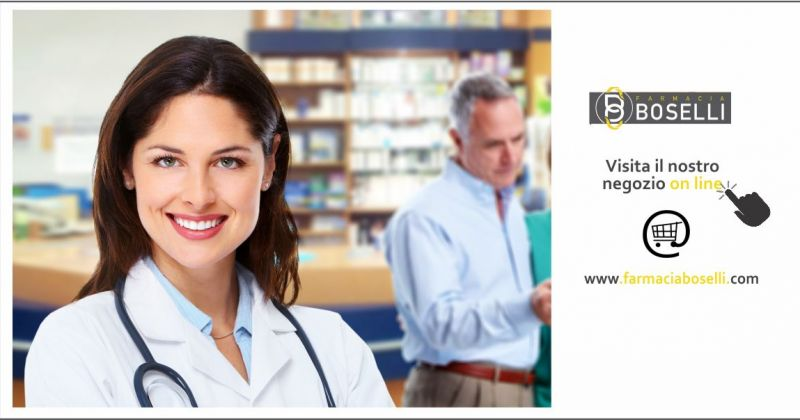 offerta vendita on line di medicinali - occasione farmacia e commerce piacenza Boselli