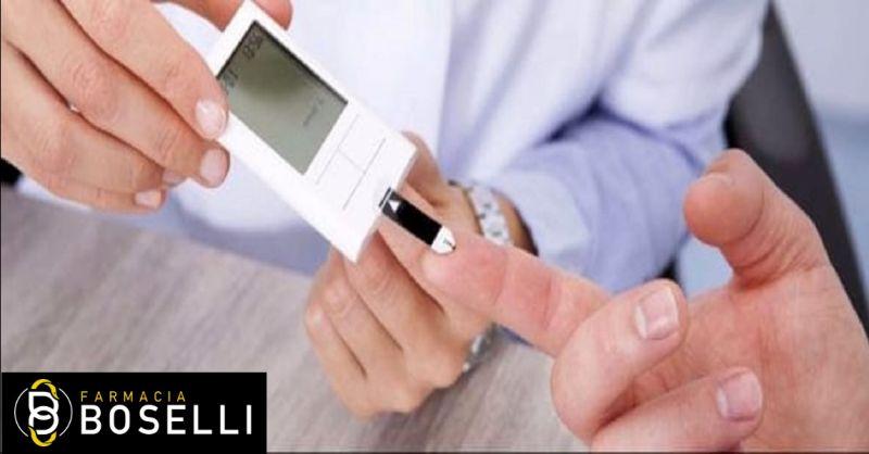 FARMACIA BOSELLI offerta Misurazione glicemia - occasione prenotazione visite specialistiche