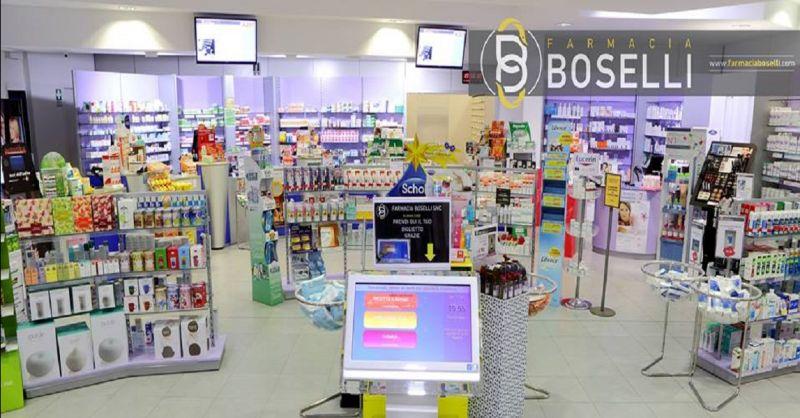 FARMACIA BOSELLI offerta vendita cosmetici Dolomia - occasione vendita prodotti Aderma