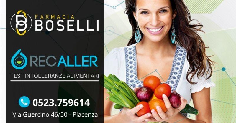 Offerta prenotazione test intolleranze alimentari Piacenza - Occasione dove fare test intolleranze Piacenza
