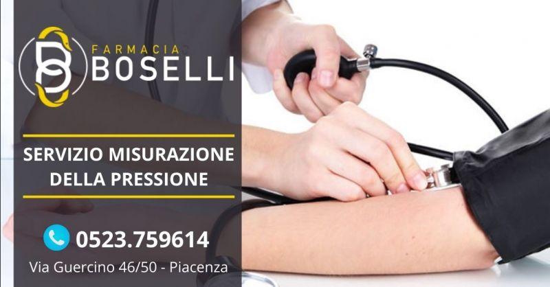 Offerta servizio misurazione pressione farmacia Piacenza - Occasione misurazione glicemia farmacia Piacenza