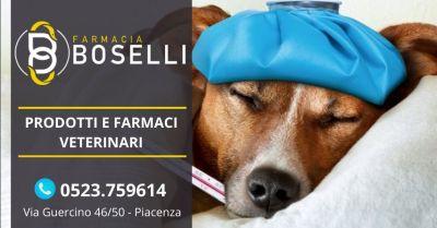 offerta farmacia con reparto veterinaria piacenza occasione vendita prodotti farmaci per animali piacenza