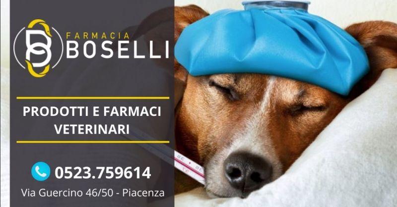 Offerta farmacia con reparto veterinaria Piacenza - Occasione vendita prodotti farmaci per animali Piacenza