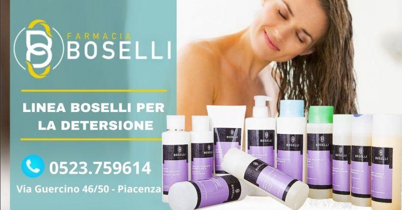 Offerta detergenti per il corpo delicati linea farmacia - Occasione shampoo specifici linea farmacia Piacenza