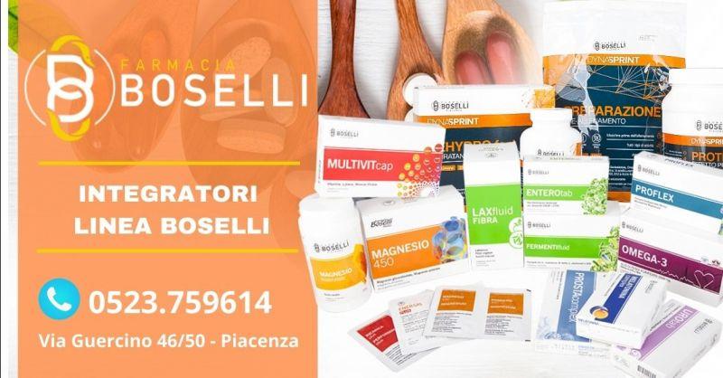 Offerta integratori alimentari prodotti in farmacia - Occasione i migliori integratori alimentari Piacenza