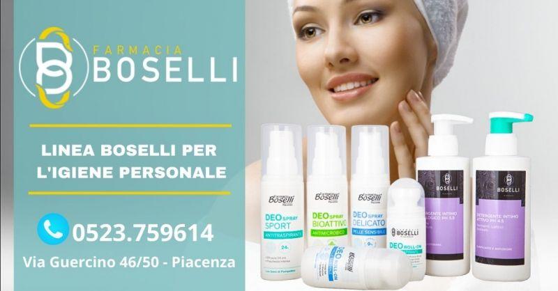 Offerta detergenti intimi delicati farmacia Piacenza - Occasione deodoranti preparati in farmacia Piacenza