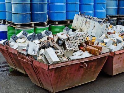 smaltimento rifiuti enna