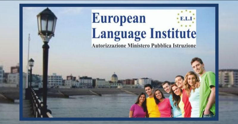 occasione vacanza studio in Inghilterra con accompagnatore - EUROPEAN LANGUAGE INSTITUTE