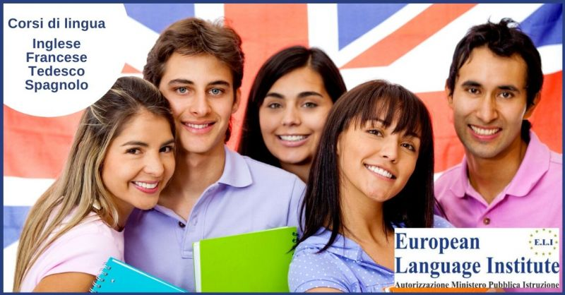 EUROPEAN LANGUAGE INSTITUTE - offerta corsi di lingua per bambini ragazzi e adulti a Lucca