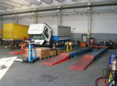 riparazione veicoli industriali centro assistenza officina borgonovi
