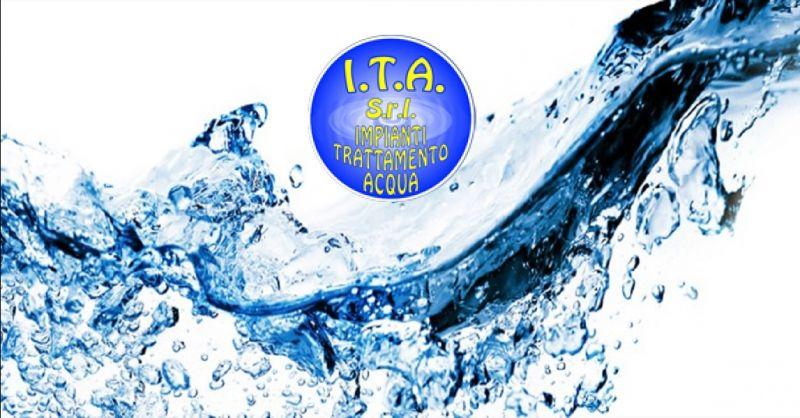 offerta filtri per il trattamento delle acque a Mantova - occasione deferrizzatori a Mantova