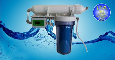 ita srl offerta disinfezione e disincrostazione degli impianti idraulici a mantova