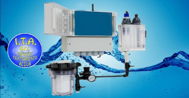ITA SRL occasione Impianti di manutenzione acque per piscine e fontane a Mantova