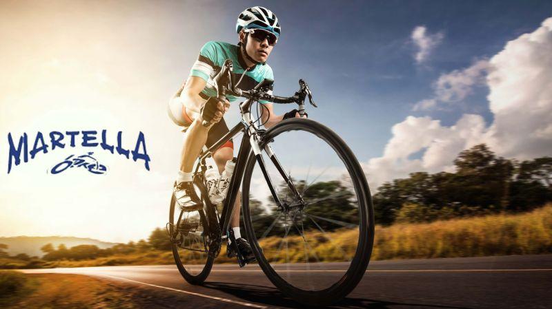 Offerta Bici da Corsa per professionisti Aprilia - Occasione Bici da strada in carbonio Roma
