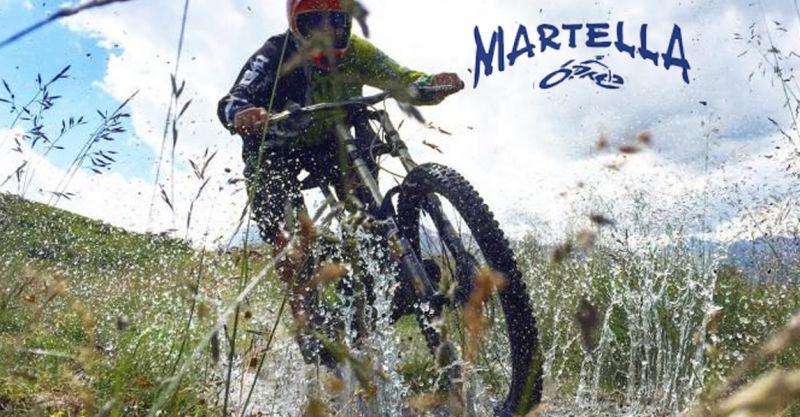 Martella Bike Offerta negozio da ciclismo Albano Laziale - Occasione telaio carbonio mtb Roma