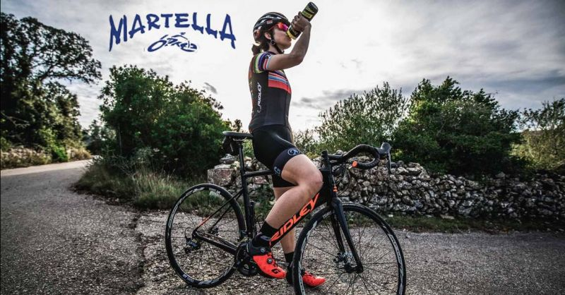 Martella Bike Offerta migliori bici da corsa Albano Laziale - Occasione bici in titanio Roma