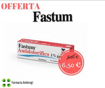 offerta sconto fastum gel antidolorifico reumatismi dolori dicloreum