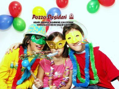 promozione abiti carnevale offerta maschere di carnevale reggio calabria pozzo desideri
