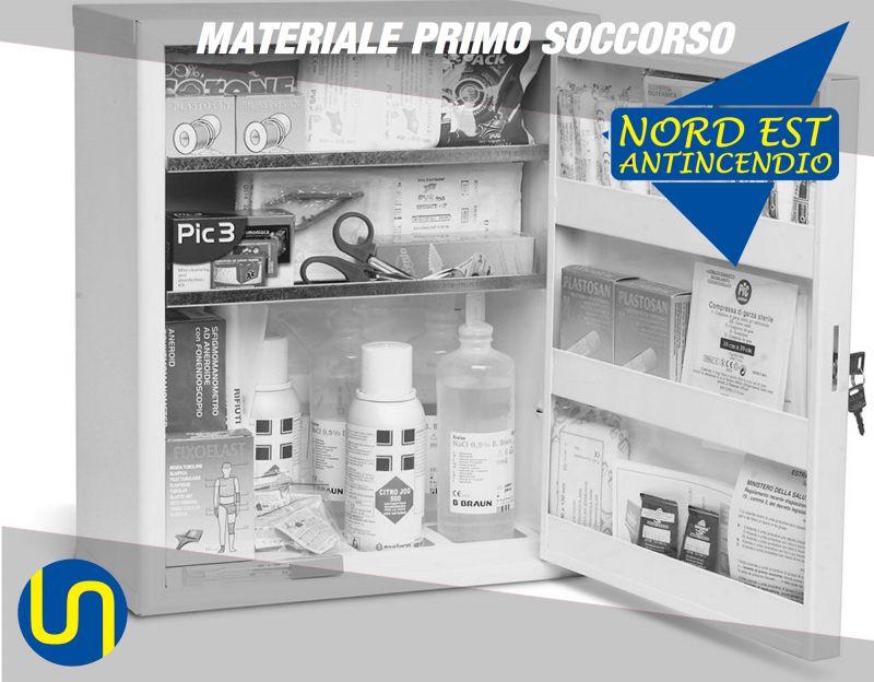 Offerta Noleggio materiale primo soccorso - Promozione vendita materiale soccorso Verona