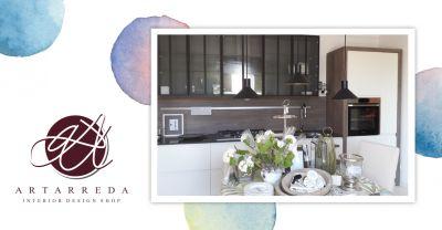 offerta cucina completa elettrodomestici promozione cucina legno laccato bianco arterreda