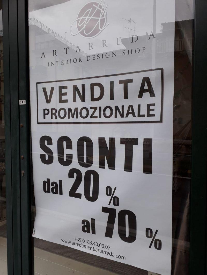 OFFERTA Vendita promozionale sconti dal 20% al 70% Artarreda
