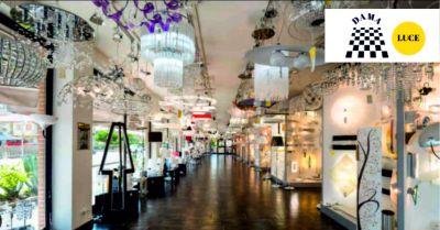 dama luce offerta restauro lampadari occasione riparazione lampadari