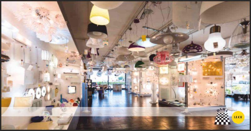 dama luce illuminazione interni - occasione negozio lampade pesaro urbino