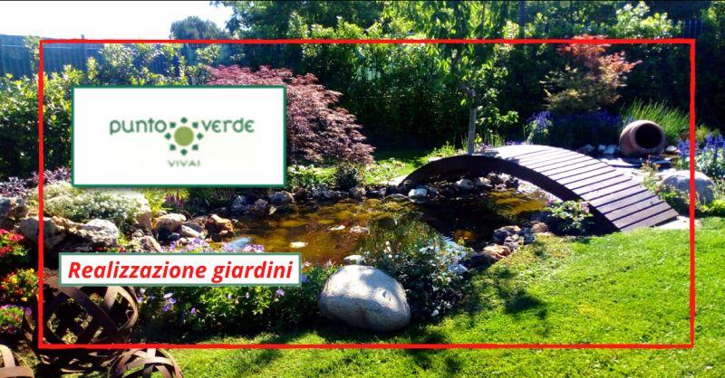 PUNTO VERDE offerta realizzazione giardini roma - occasione progettazione giardini frascati