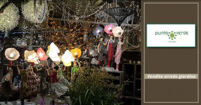 vivaio punto verde offerta arredo giardino roma occasione vendita arredo da giardino ariccia
