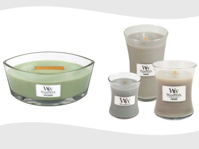 promozione offerta occasione candele woodwick candles reggio calabria