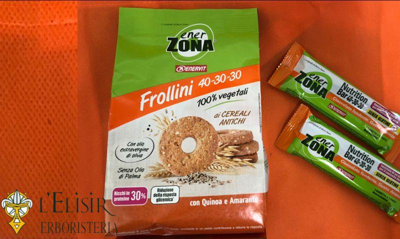 Offerta Enerzona reggio calabria - promo erboristeria frollini cereali cioccolato fondente