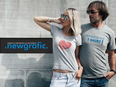 offerta t shirt personalizzata promozione stampa su t shirt new grafic terni