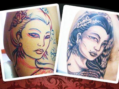 realizzazione tattoo muravera cagliari