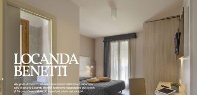 offerta pernottamento in hotel con ristorante albergo con trattoria a costabissara vicenza