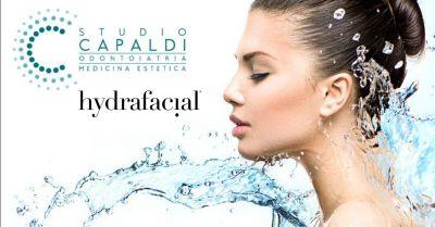 offerta trattamento estetico pulizia viso occasione trattamento viso professionale terni