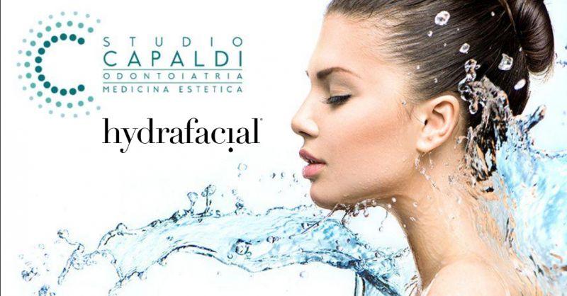 offerta trattamento estetico pulizia viso - occasione trattamento viso professionale Terni