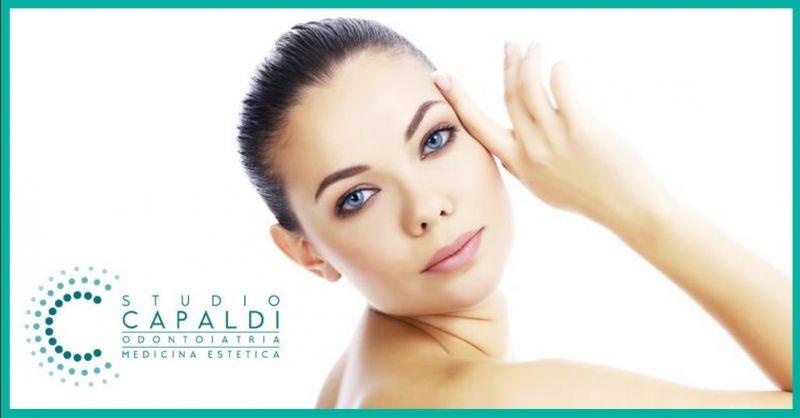 offerta trattamento peeling viso décolleté Terni - occasione radiofrequenza viso e collo Terni