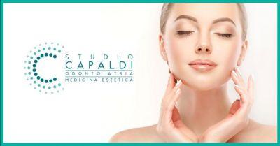 offerta trattamento filler viso terni occasione trattamenti anti age viso e corpo terni