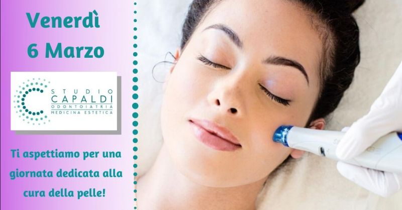 Offerta trattamenti estetici per il viso in sconto - occasione cura pelle professionale Terni