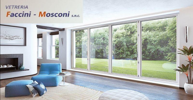 offerta complementi d'arredo in vetro su misura Verona - occasione lavorazioni in vetro Verona