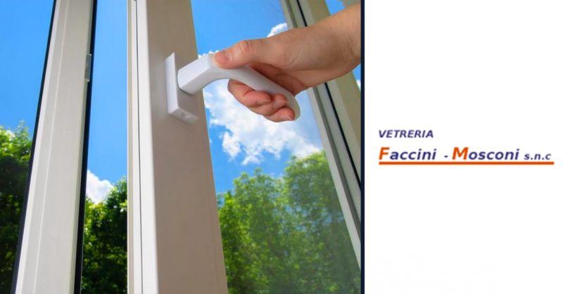 Offerta produzione vetri isolanti termoacustici - occasione vendita vetri antisfondamento Verona
