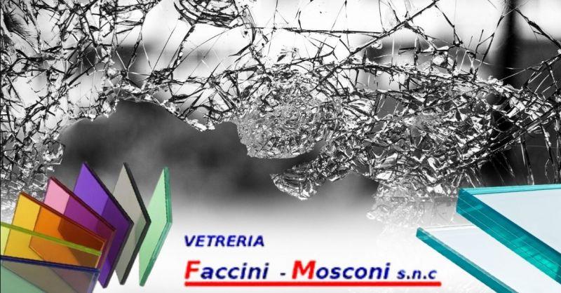 Occasione vetreria sostituzione vetri a Verona - Offerta vetrai riparazione vetro porta Verona