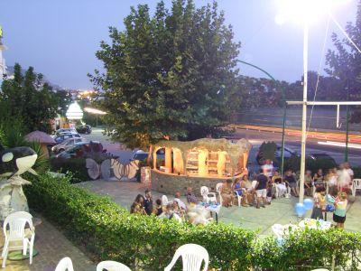 zoo art parco animali sculture cetraro hotel