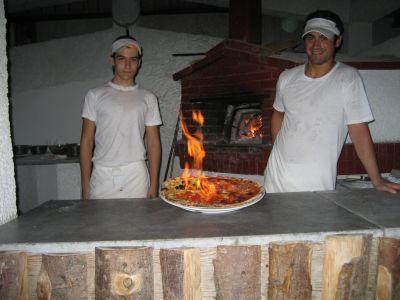 pizzeria pesce fresco cucina casereccia hotel