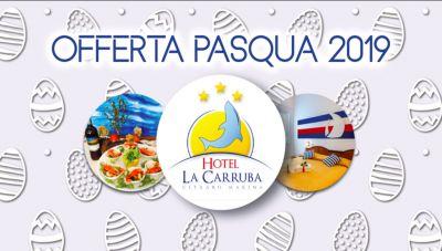offerta vacanze pasqua hotel mezza pensione cetraro promo pranzo pasquetta hotel calabria