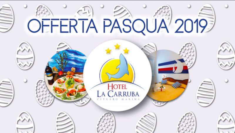 Offerta vacanze pasqua hotel mezza pensione cetraro - promo pranzo pasquetta hotel calabria