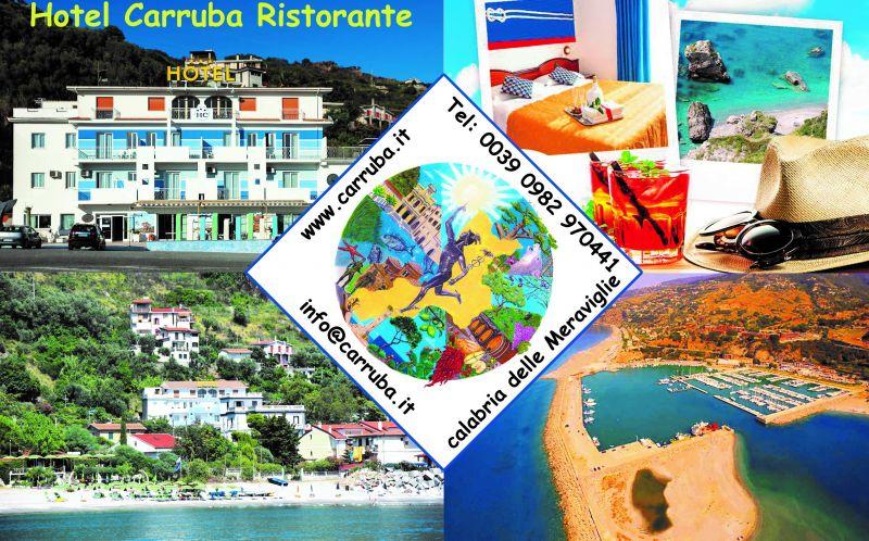 WEBCAM, cetraro, hotelcarruba, porto, isole eolie. mare